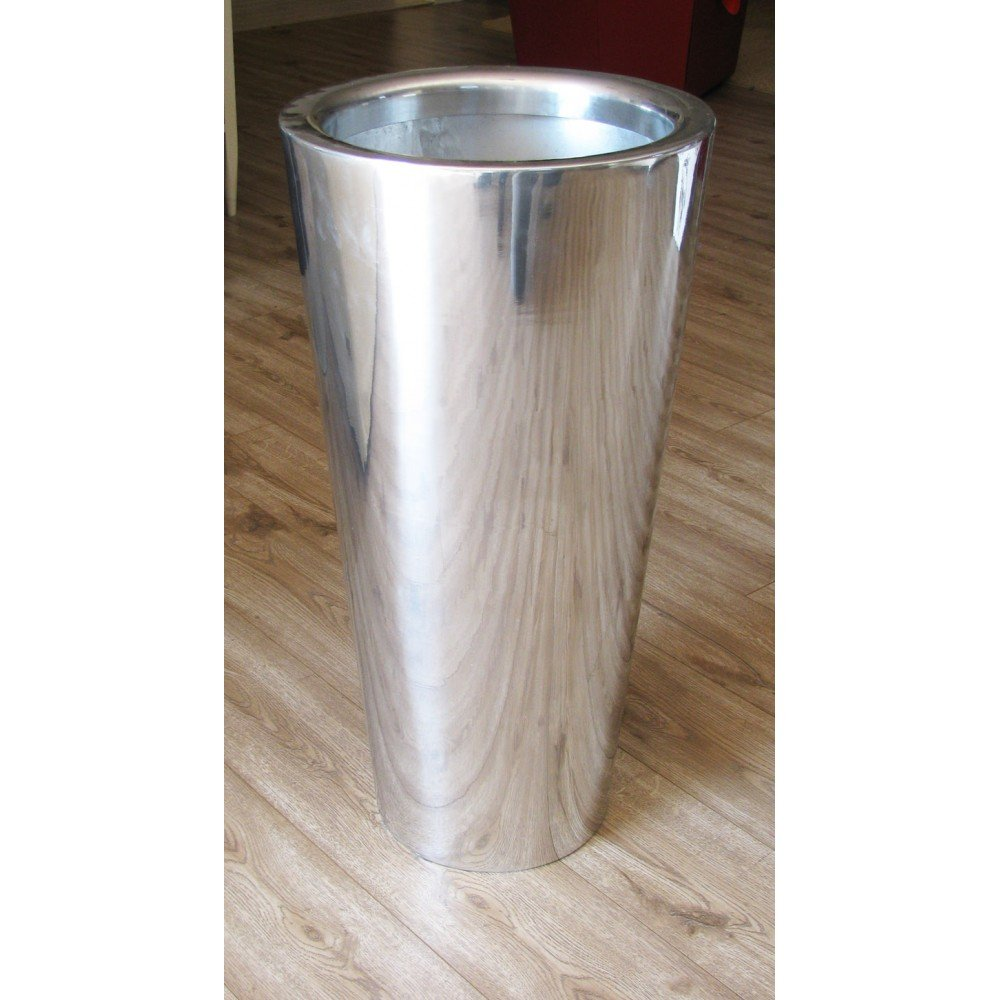 Vaso alluminio cromo
